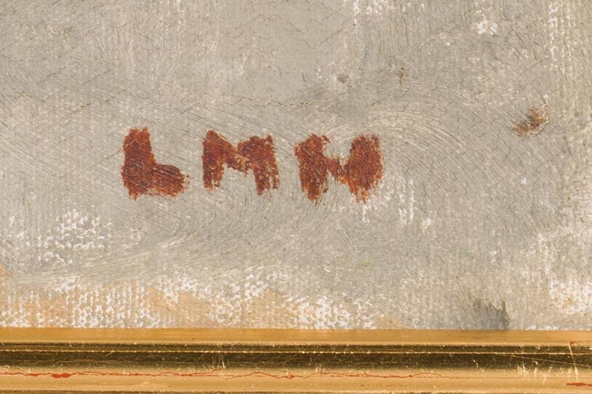 Lot 8 - Letitia Marion Hamilton RHA (1878-1964) Rain at Kilkee. Co. Clare (1948)