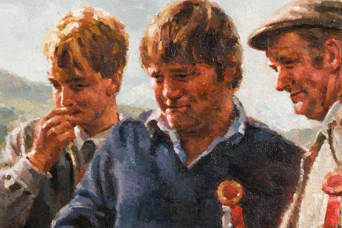 Lot 10 - Mark O'Neill (b.1963) Best in Show (2002)