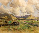 Lot 32 - James Humbert Craig RHA RUA (1878-1944) The Rosses, Co Donegal