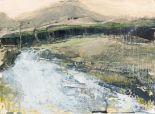 Lot 37 - Donald Teskey RHA (b.1956) Inagh Valley, Connemara