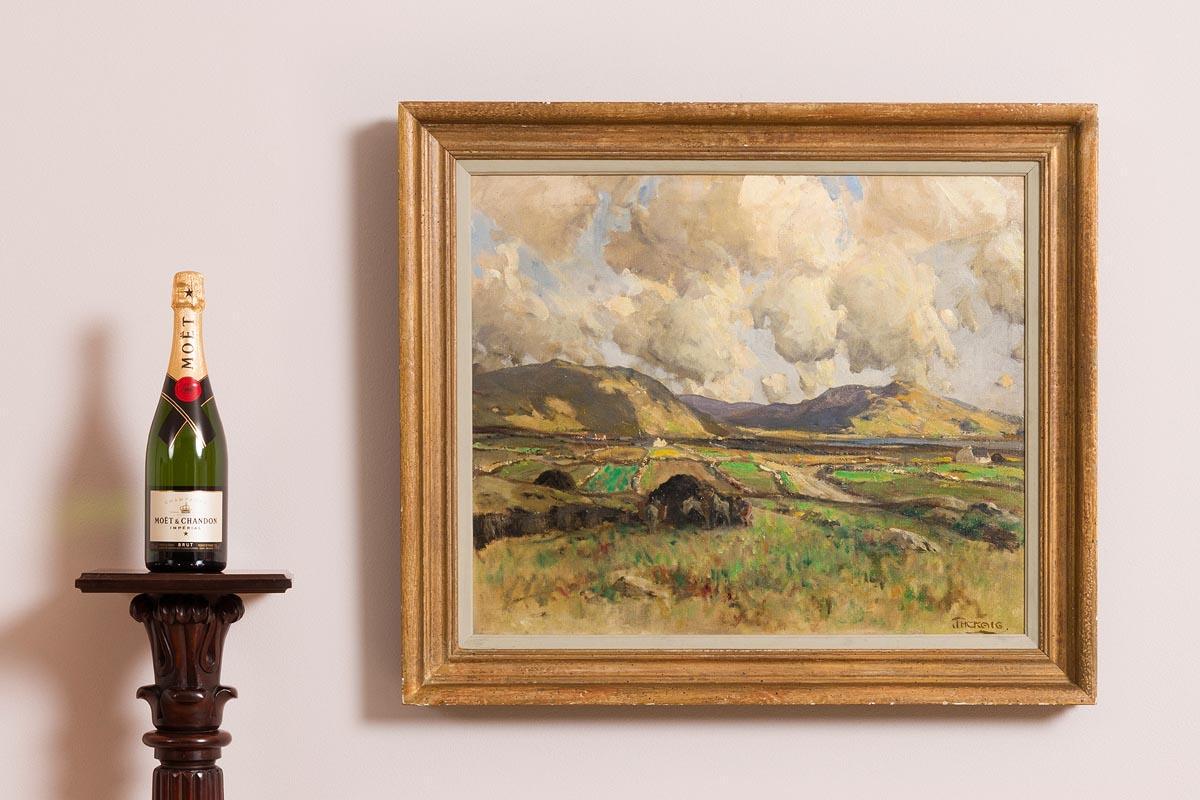 Lot 32 - James Humbert Craig RHA RUA (1878-1944) The Rosses, Co Donegal