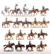 USA um 1876, Schlacht am Little Bighorn, 7. Kavallerie-Regiment unter General Custer, Romund,