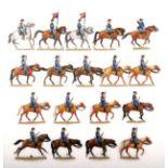 USA um 1876, Schlacht am Little Bighorn, 7. Kavallerie-Regiment unter General Custer, Romund,