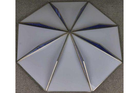 Plafoniere Deckenlampe : Plafoniere deckenlampe art deco stil 2. hälfte 20. jhd