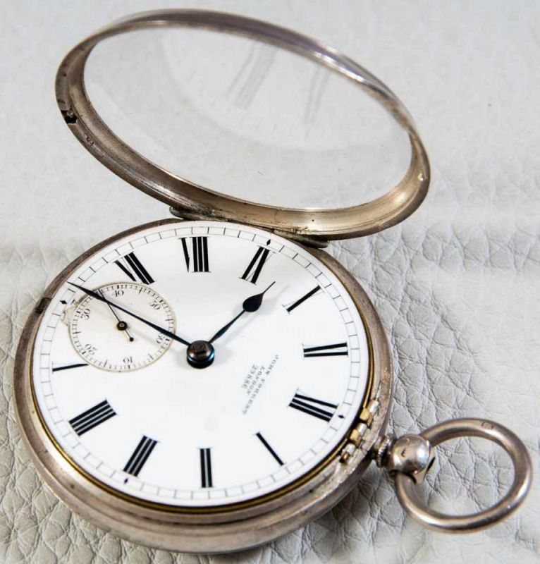"""Lot 5846 - """"JOHN FORREST - LONDON - CHRONOMETER MAKER TO THE ADMIRALTY - No. 29886"""". Englische"""