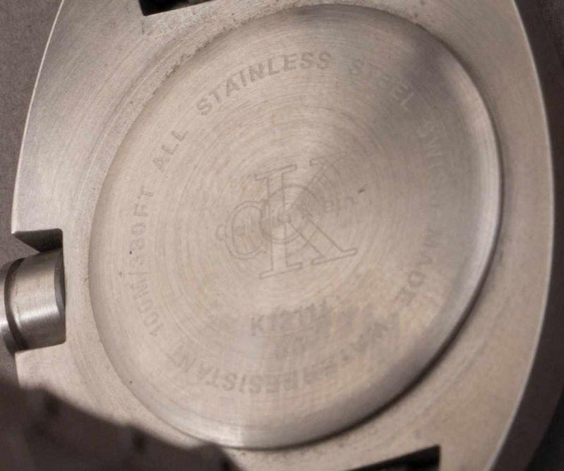 "Lot 5842 - 3teiliges Konvolut älterer Armbanduhren: 1 x Calvin Klein, Herrenarmbanduhr, Quarz und 2 x """