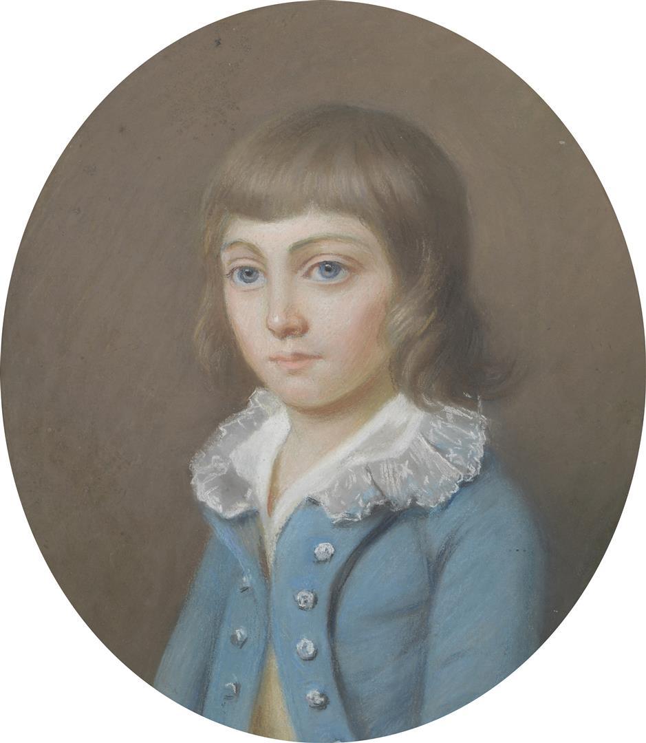 Lot 57 - École franco-suisse, fin du XVIIIe siècle. Théodore Plantamour ; François [...]