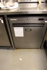 Lot 121 - Foster LR 150 Freezer Under counter Cabinet (-18°/-21°C) 605mm x 640mm x 830mm(E5272150)
