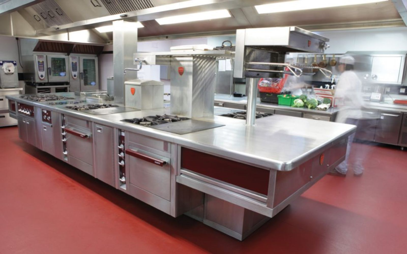 Commercial Catering Equipment - From a Commercial Catering College of HE