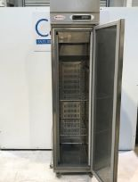 Lot 26 - Infrico AGN 301 Single door chiller A sound choice for the cost conscious customer. This Infrico