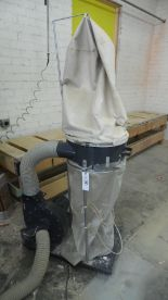 Lot 20 - DUST COLLECTION SYSTEM
