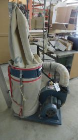 Lot 23 - ENCO DUST COLLECTION SYSTEM