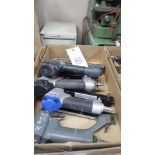 ASSORTED AIR NAILERS