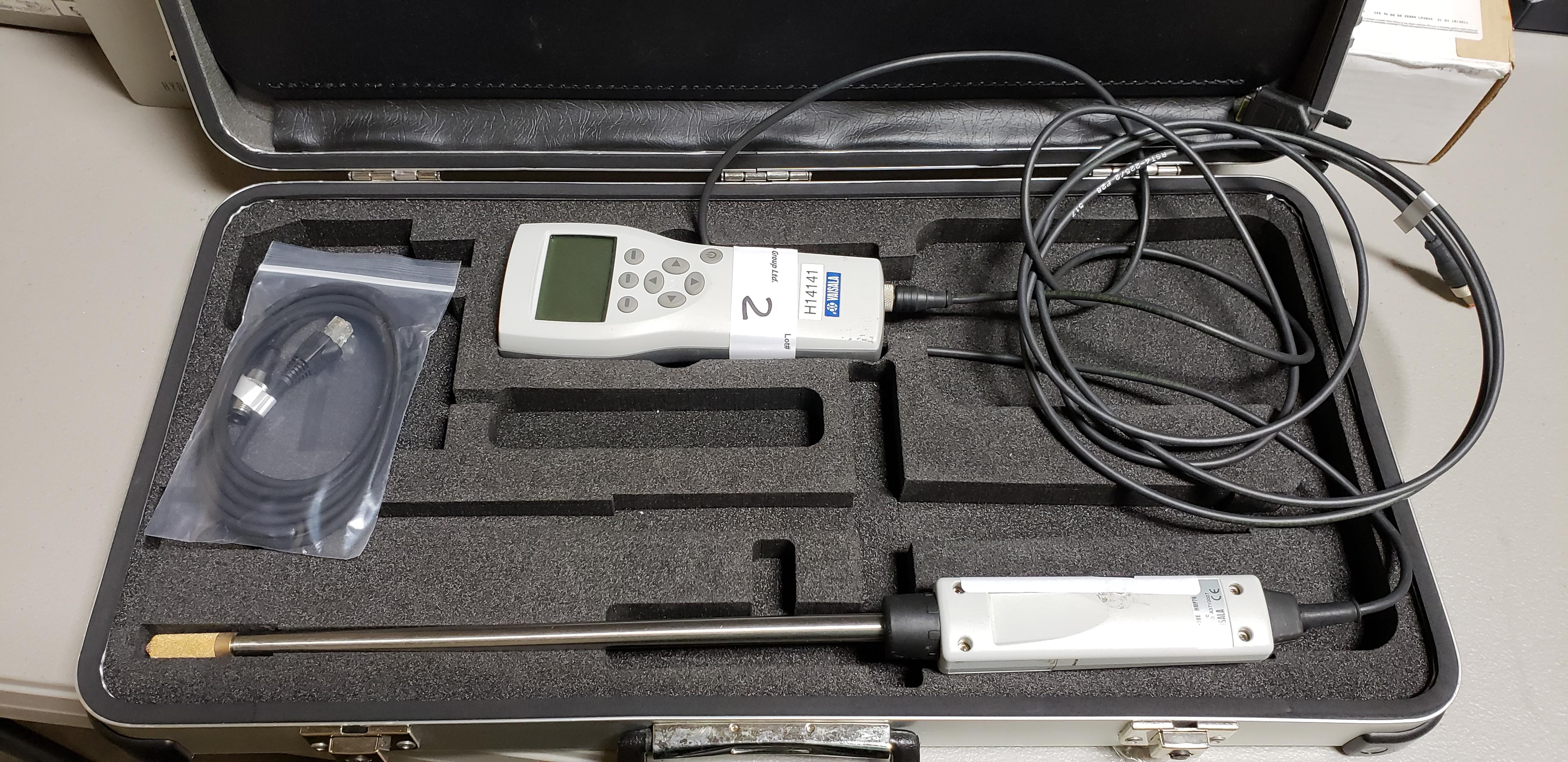 Lot 2 - VAISALA Measurement Indicator - Model MI 70