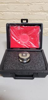 Lot 57 - Troemner 2 Kg Calibration Weight Stainless Steel Test Weight