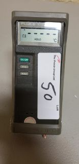 Lot 50 - Fluke 51 K/J Digital Thermometer