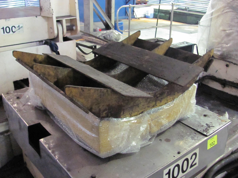 Lot 102 - Coil Car