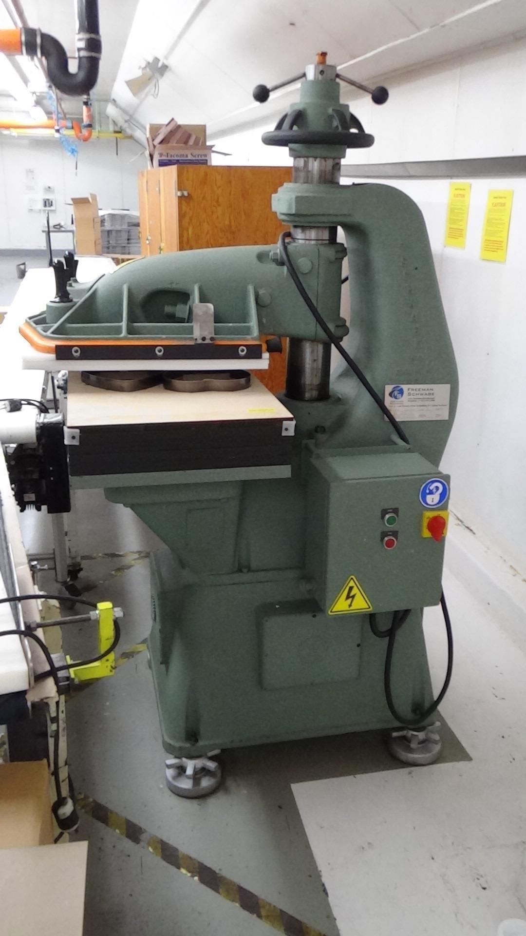 die cutting press