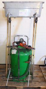 Lot 9 - Rasm Universal Oil suction drainer 115L art 46215
