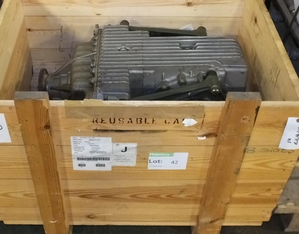 Lot 42 - Red gear diff NSN 2520-15-203-3890