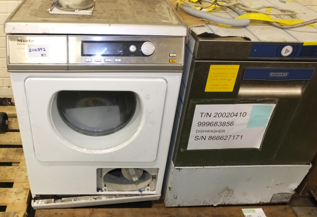 Tumble Dryers Espanol ~ Miele pt tumble dryer hobart dishwasher