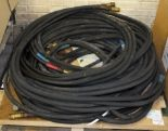 Lot 36 - Europower hydraulic hoses 3/4""