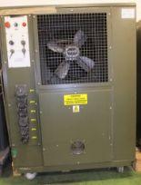Lot 22 - Crestchic Def 60 type 3 Dummy load Electrical 60KW - NSN X2 / 6625-99-573-7719