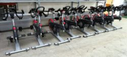 "Strength & Cardio Gym Equipment - Sterling, Life Fitness, Pulse Fitness & Body Max  ""No Reserve"""