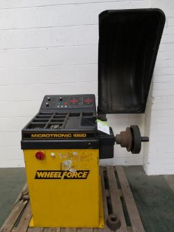 Commercial Garage and Workshop Equipment including Vehicle Lifts, Compressors, Wheel Balancer etc