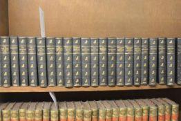 FINE BINDINGS - Scott, Sir Walter. The Waverley Novels, Humphrey Milford, Oxford University Press,