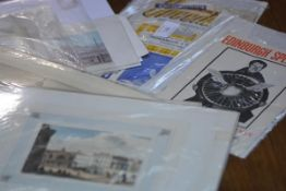 EDINBURGH INTEREST -- A collection of printed ephemera relating to Edinburgh Town Council Elections,