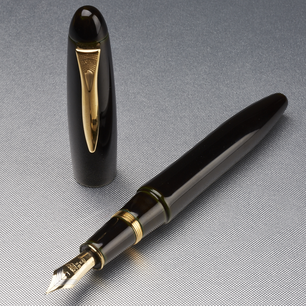 Lot 35 - Platinum President Lacquer Pen