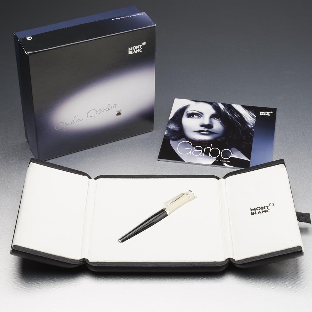 Lot 41 - Montblanc Greta Garbo Limited Edition Fountain Pen