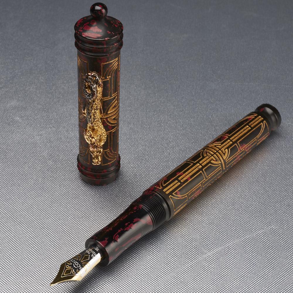 Lot 23 - Visconti the Fortune Dragon Fountain Pen