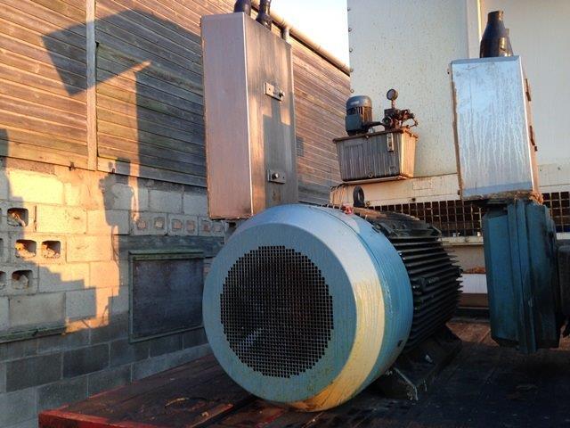 Abb m3bp 315lkc 315kw electric motor 1485 rpm 4b3 415v for Abb m3bp motor catalogue
