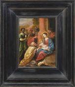 Francken, Hieronymus II (Attrib.) Anbetung des Jesuskindes durch die Heiligen Drei Könige (Antwerpen