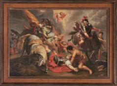 Rubens, Peter Paul - Nachfolge Bekehrung des Saulus (Siegen 1577-1640 Antwerpen) Seitenverkehrte