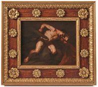Giordano, Luca Die Qualen des Prometheus (Neapel 1634-1705 ebd.) Dargestellt ist der Moment, in