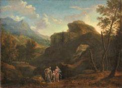 Beich, Joachim Franz Die Heilige Familie auf der Flucht nach Ägypten (Ravensburg 1665-1748