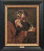 Brandi, Giacinto Der Evangelist Markus (Poli 1623-1691 Rom) In der rechten unteren Ecke sein
