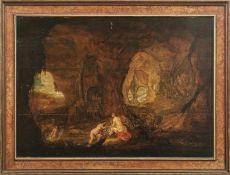 Cuylenborch, Abraham von (Attrib.)Diana und ihre Nymphen in einer Grottenlandschaft badend(Utrecht