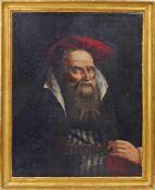 Raggi, GiovanniBildnis eines alten Orientalen mit Bart(Bergamo 1712-1794 ebd.) Öl/Lwd., doubl. 71
