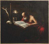 Bassano, Leandro (Attrib.)Der heilige Hieronymus(Bassano del Grappa 1557-1622 Venedig) Venedig,