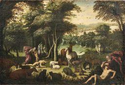 Die Erschaffung der WeltNiederländischer Meister des 17. JahrhundertsDie Stationen der