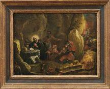Teniers, David d.J. - Kopie nachDie Versuchung des heiligen AntoniusFlämischer Maler der 2. Hälfte