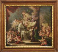 Winck, Johann Chrysostomus - Umkreis desErleuchtung des heiligen Bernhard von Clairvaux(Eichstätt