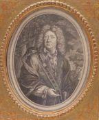 Böllmann, HieronymusBildnis des Georgivs Bvrcard. Löffelholz a Colberg(Um 1706-30 tätig in Nürnberg)