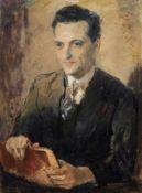 Eduard Bischoff, Professor Joseph Müller-Blattau. 1920er Jahre. Eduard Bischoff 1890 Königsberg –