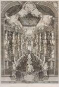 "Johann Martin Bernigeroth ""Honori et Memoriae Serenissimi Principis Christiani Augusti"". 1750."