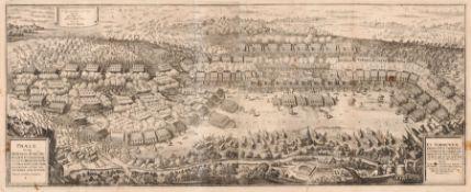 Olaf Hanson, Schlacht bei Breitenfeld. 1633. Olaf Hanson 1600 ? – 1699 Matthäus I Merian 1593